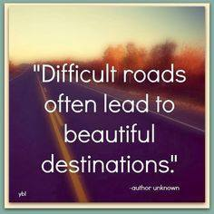 moeilijke weg