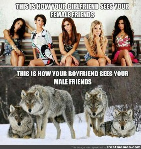 vrouwelijkevrienden